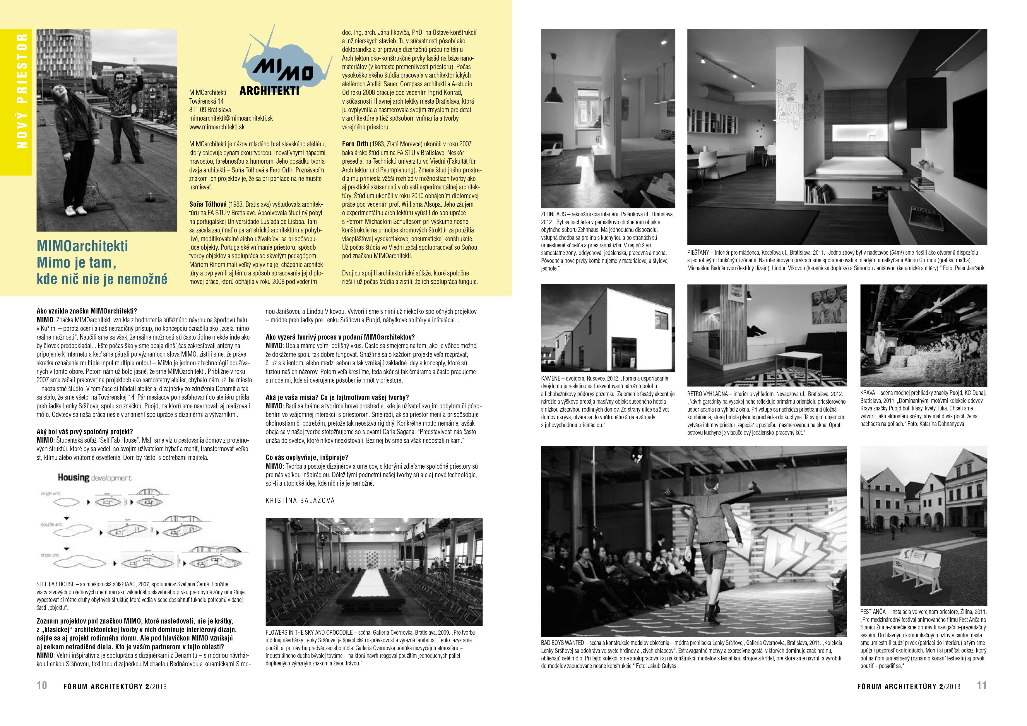 MIMO_Forum architektury2013