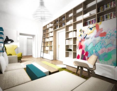 Augustový byt